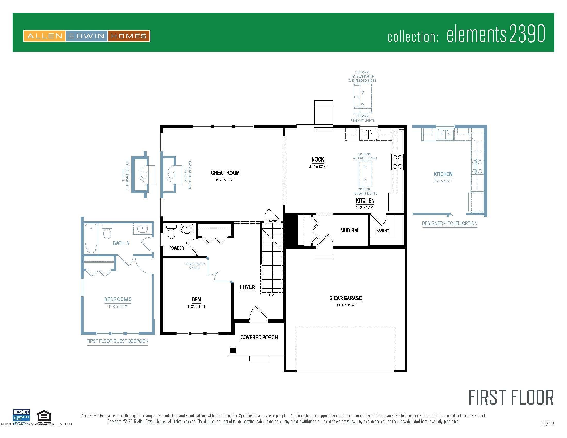 948 Pennine Ridge Way - Elements 2390 V8.0a First Floor - 24