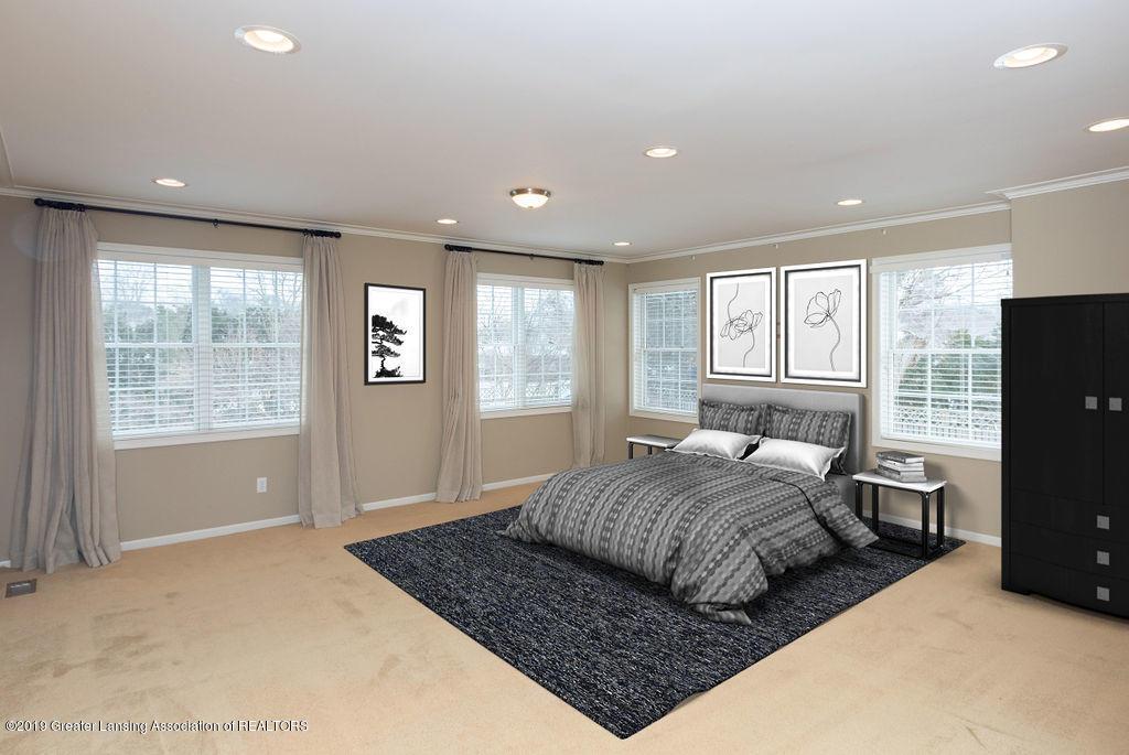 1456 Meadowbrook Ln - master  bedroom - 20