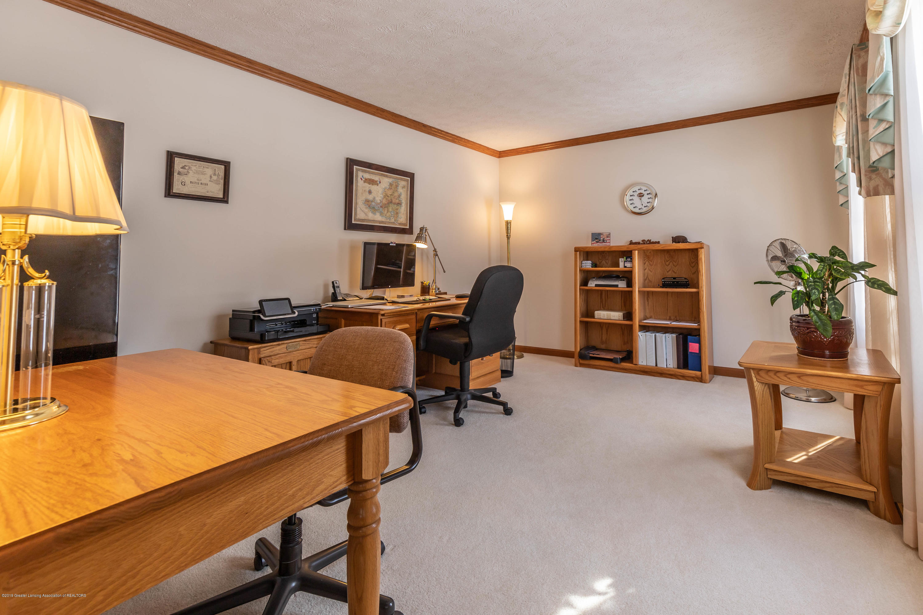 8459 Country Farm Ln - Formal Living (used as office) - 12
