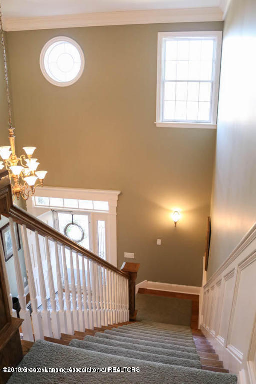 6090 Standish Ct - Front Stair to 2nd floor - 53