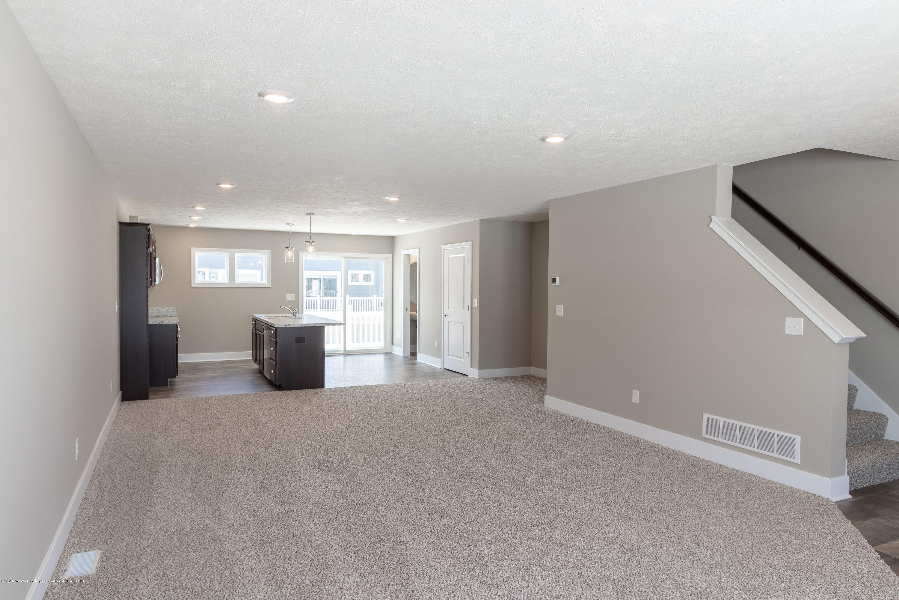 3848 Fossum Ln 10 - Living Room - 6