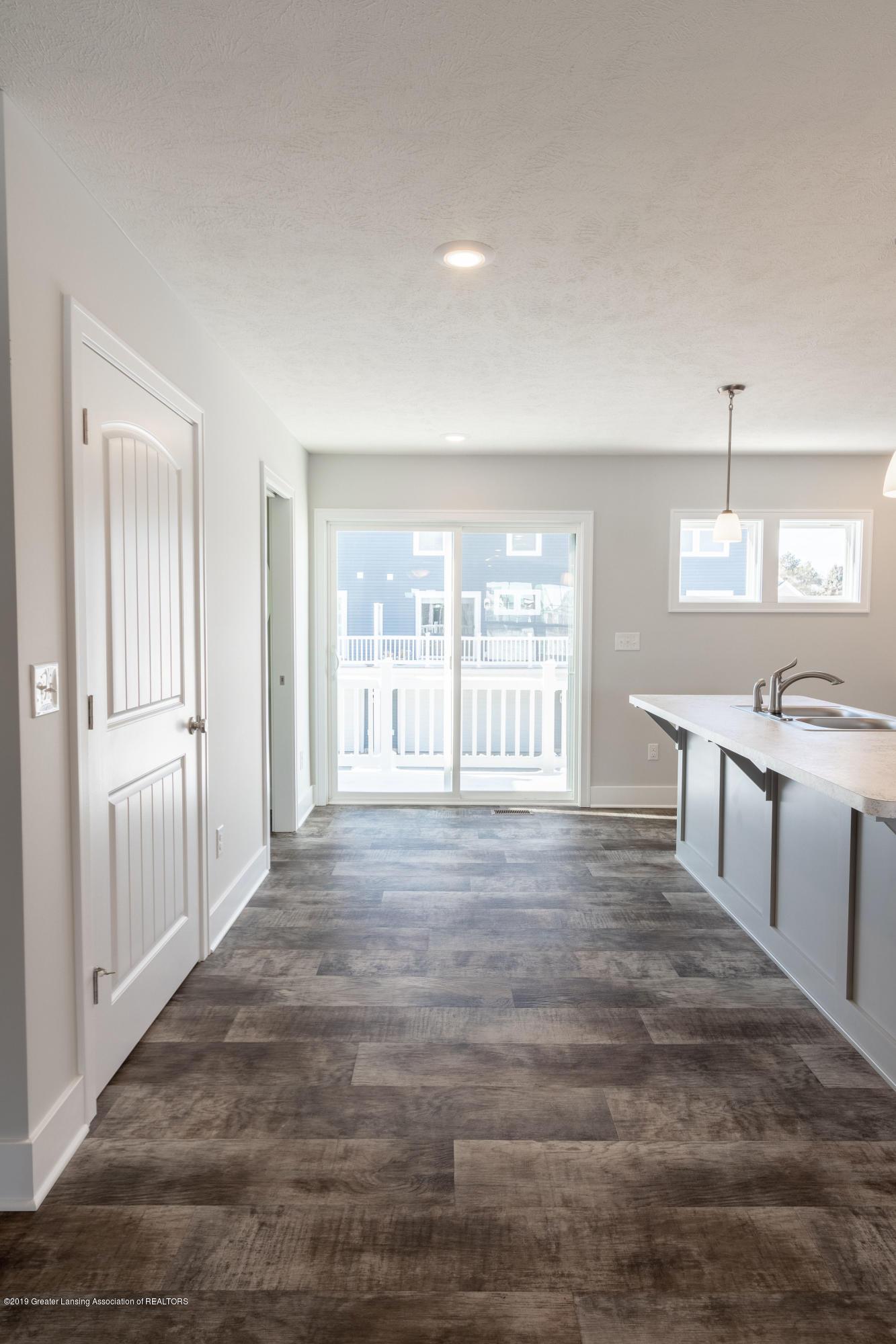 3852 Fossum Ln 11 - Living Room to Kitchen - 4