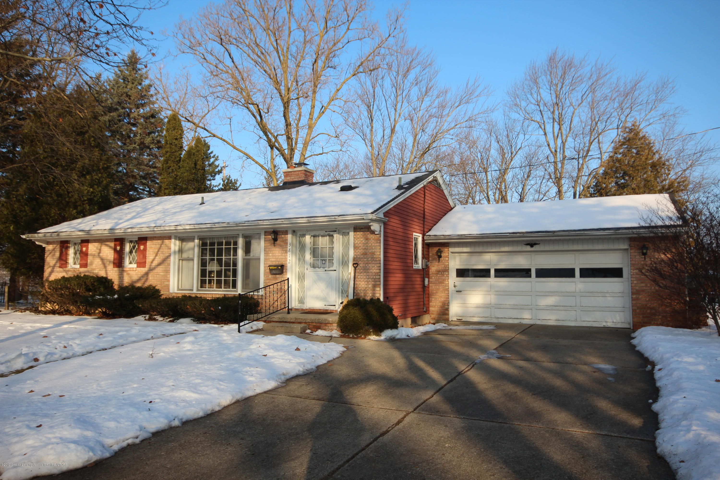 3812 Inverary Dr - Front Exterior - 1