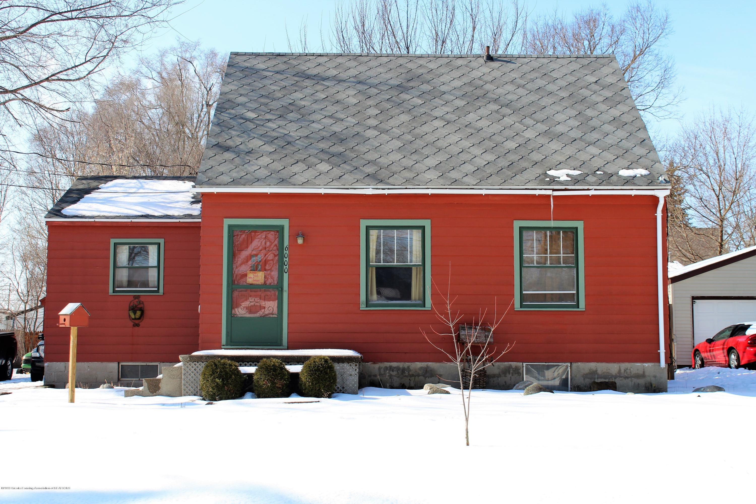 6000 Rolfe Rd - Front Exterior - 1