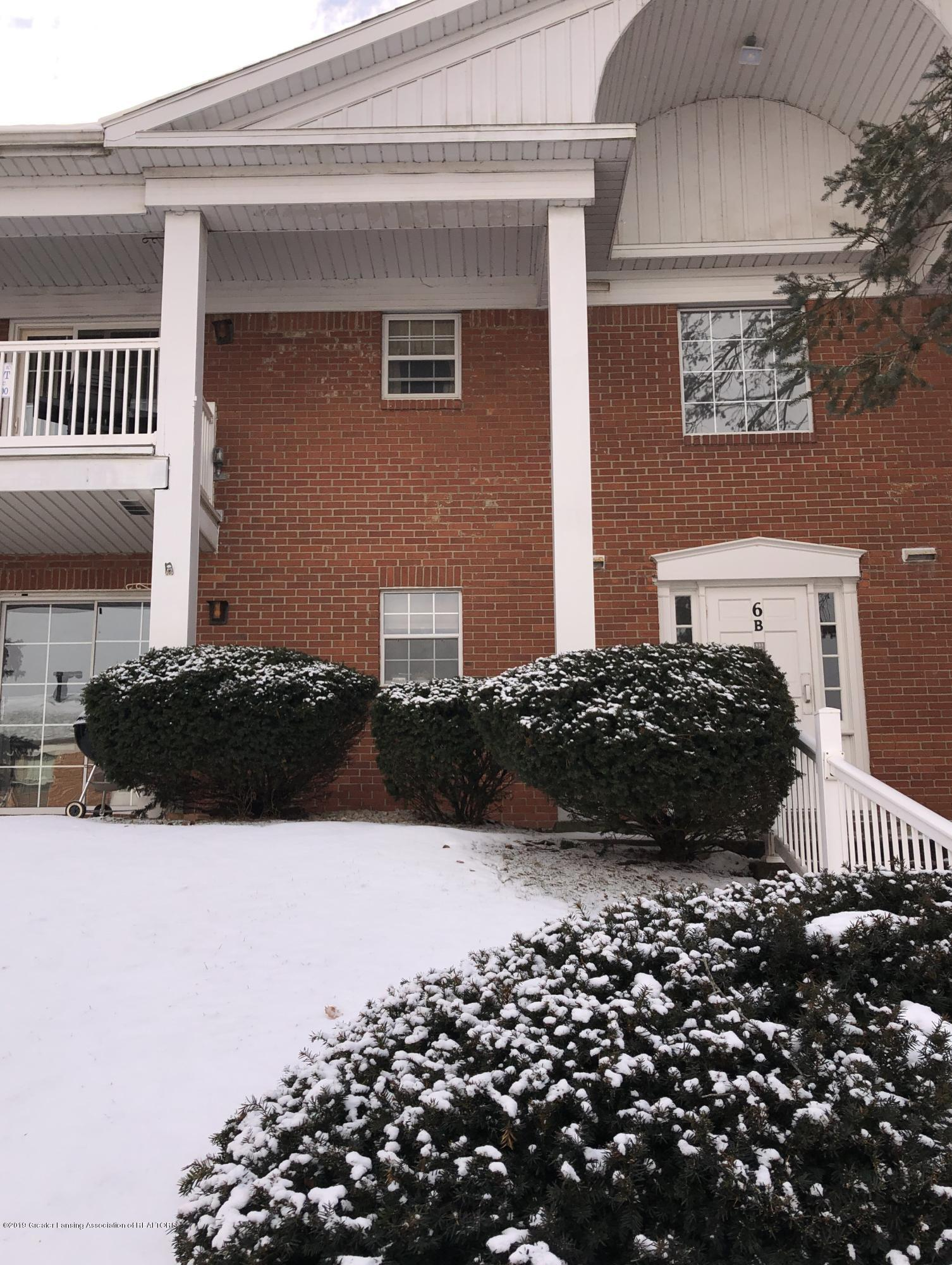 3333 Moores River Dr Apt 610 - FRONT VIEW - winter - 1