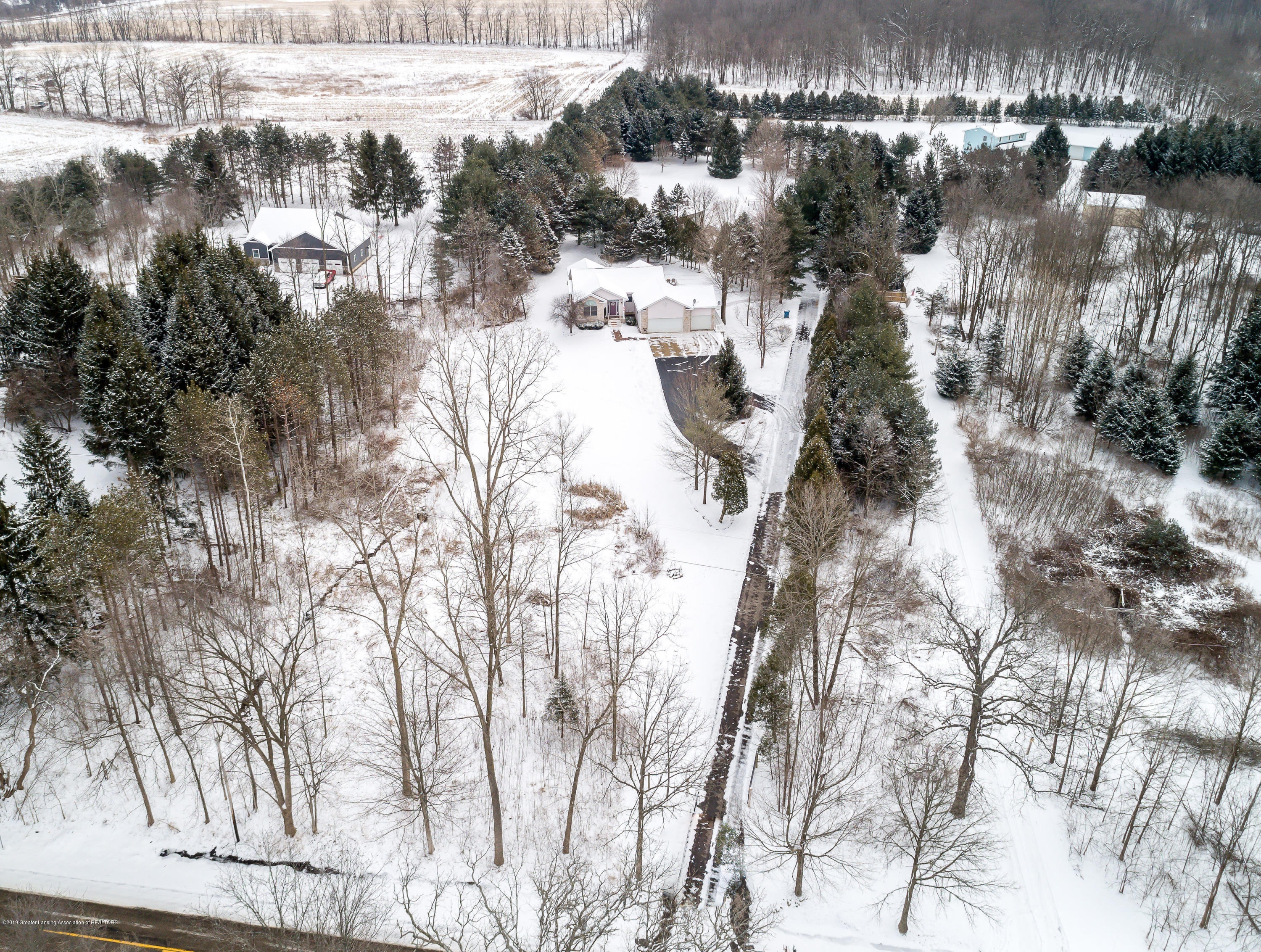 655 S Waverly Rd - Aerial of Property - 35