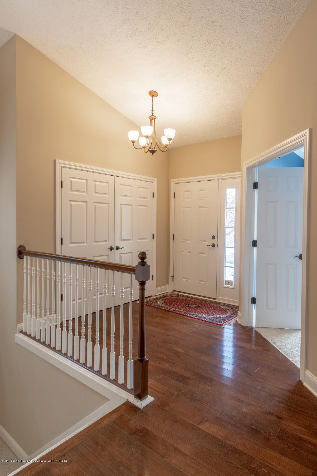 6153 Graebear Trail - Double front hall closets - 4
