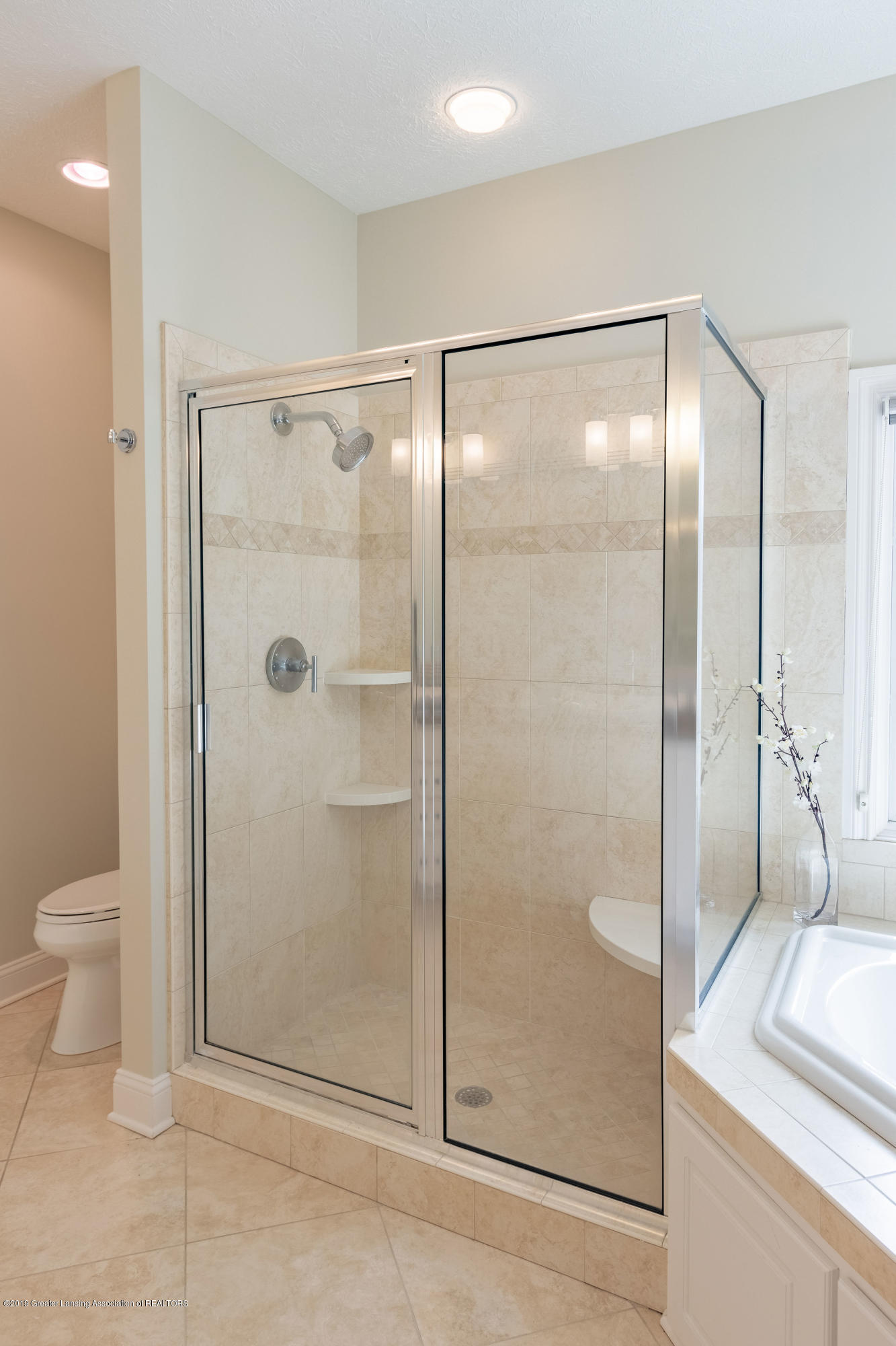 6153 Graebear Trail - Tiled Shower - 30