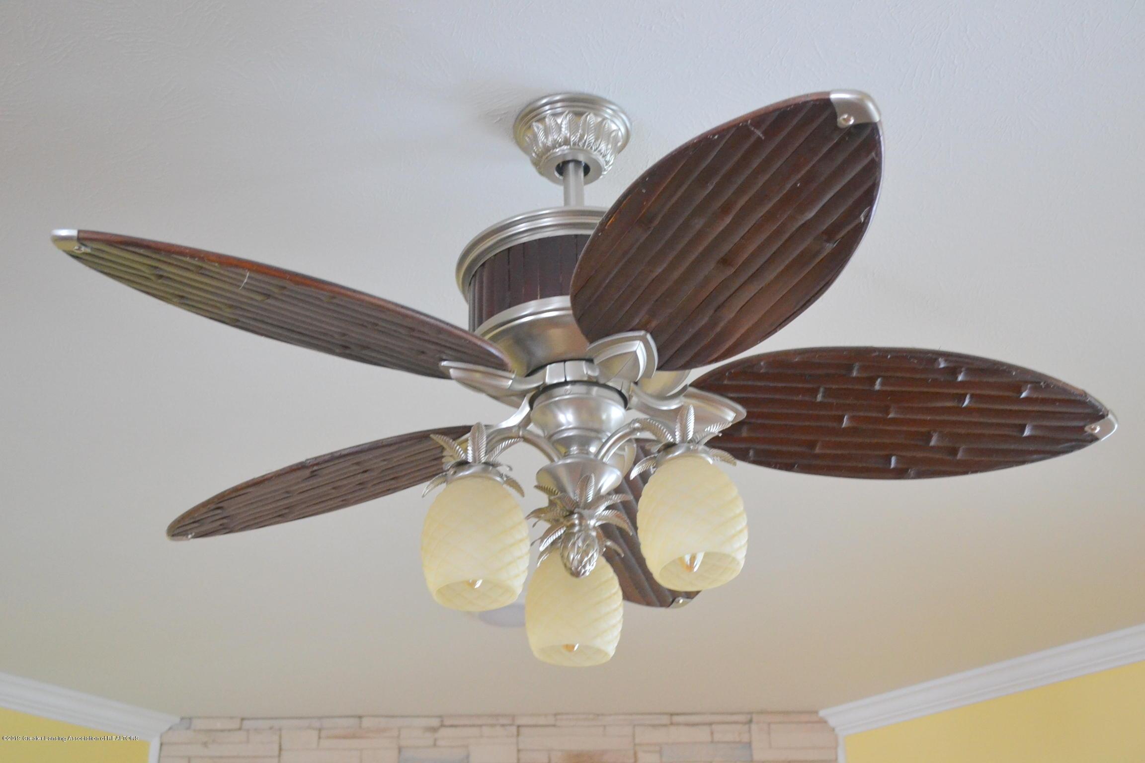 16825 Erins Way - Pineapple Ceiling Fan - 11
