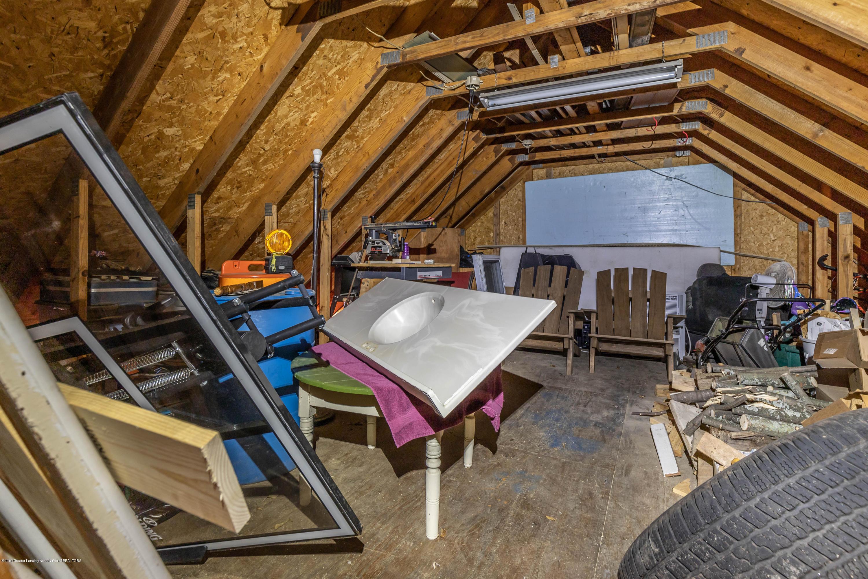 509 S Ottawa St - Bonus Space above Garage - 27