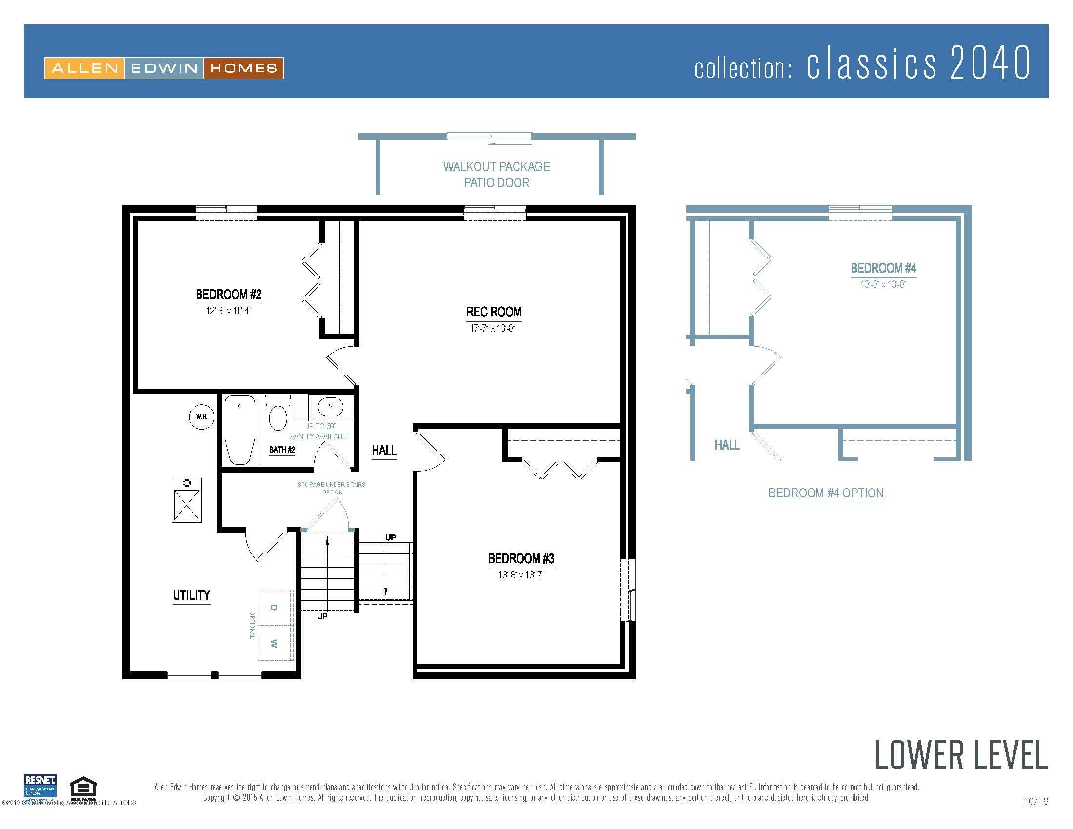 3532 Fernwood Ln - Classics 2040 V8.0a Lower Level - 16