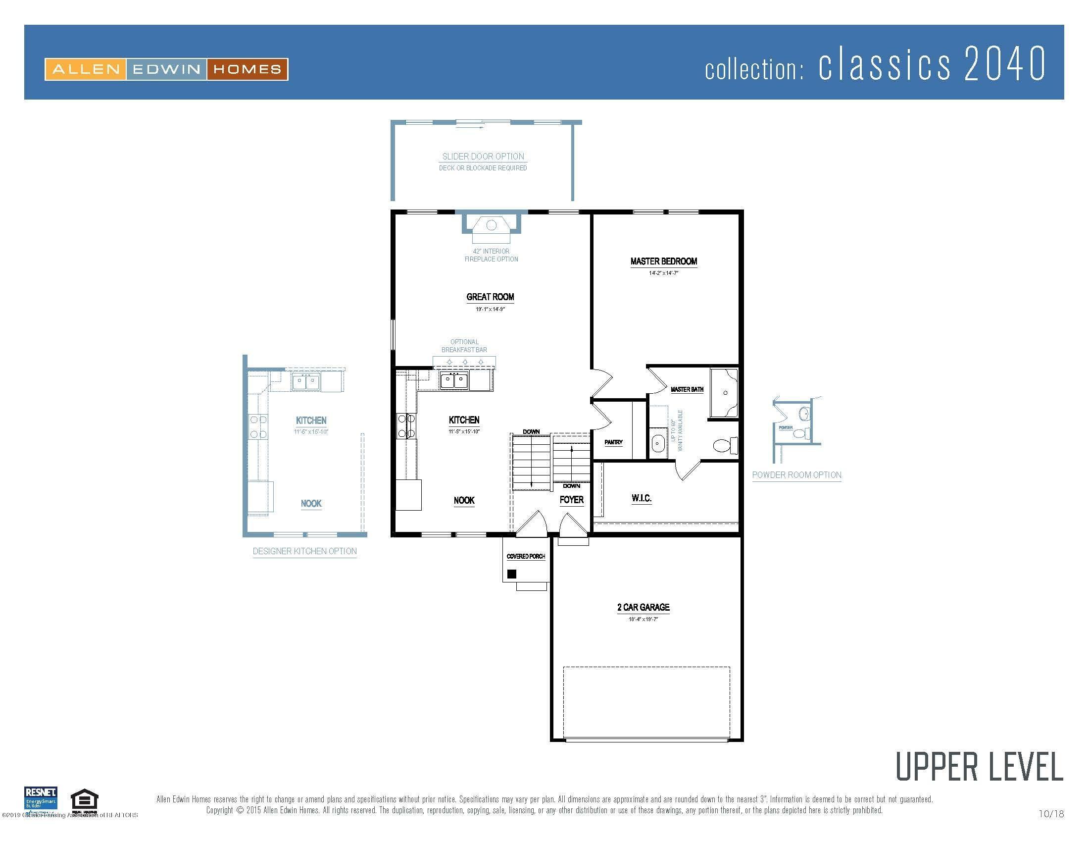3532 Fernwood Ln - Classics 2040 V8.0a Upper Level - 17