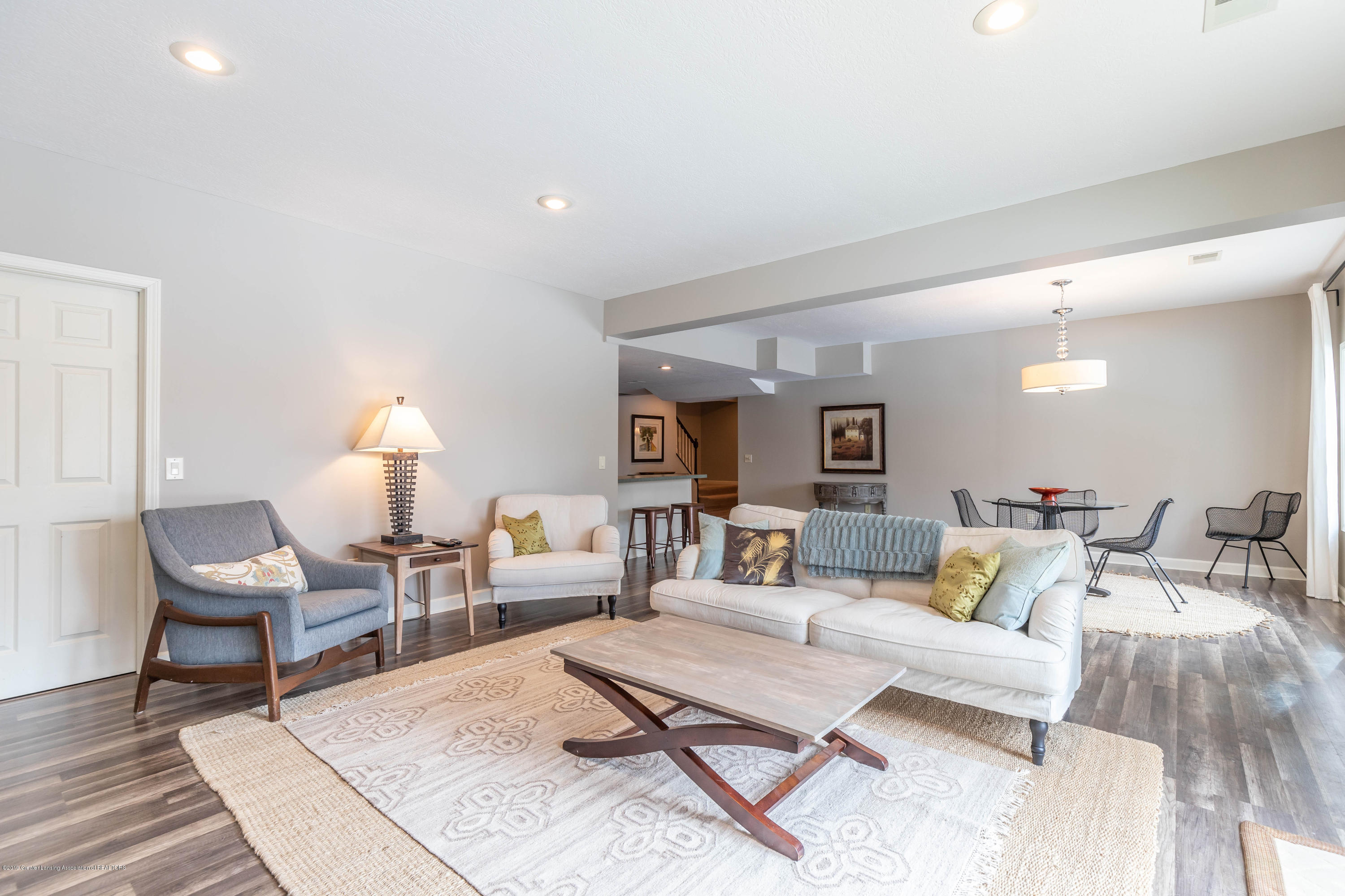 5528 Silverleaf Ct - Lower Level Family Room - 39