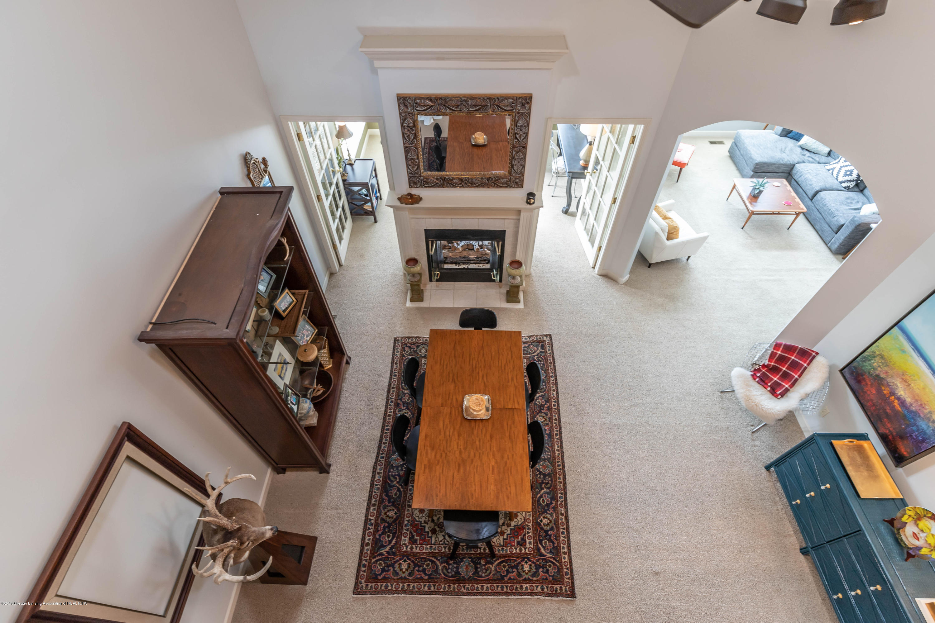 5528 Silverleaf Ct - View from Upstairs - 30