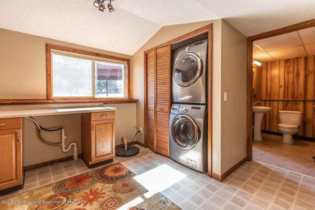 13826 Mead Creek Rd - Downstairs Laundry - 28
