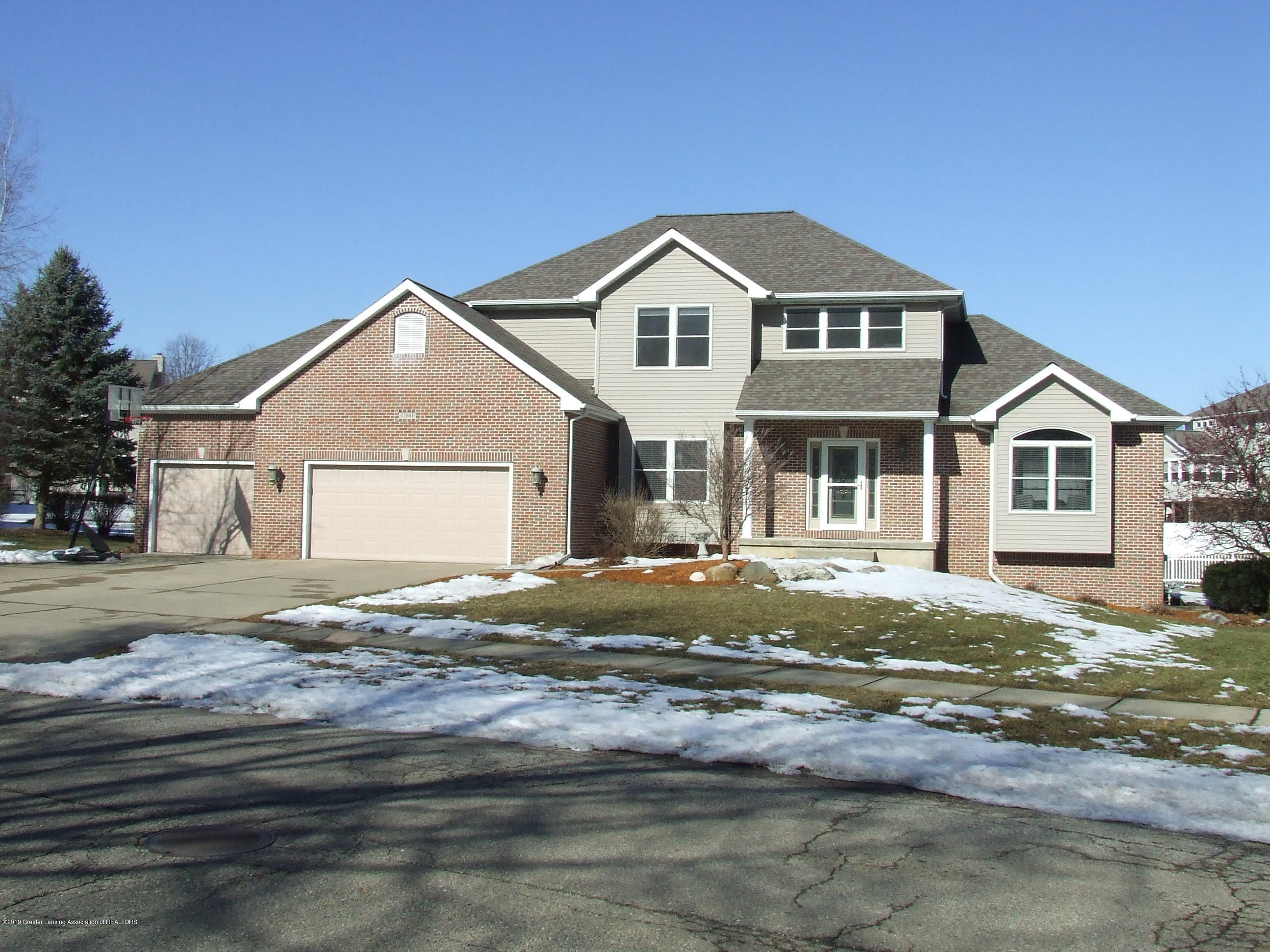 11641 Millstone Dr - Front exterior - 1