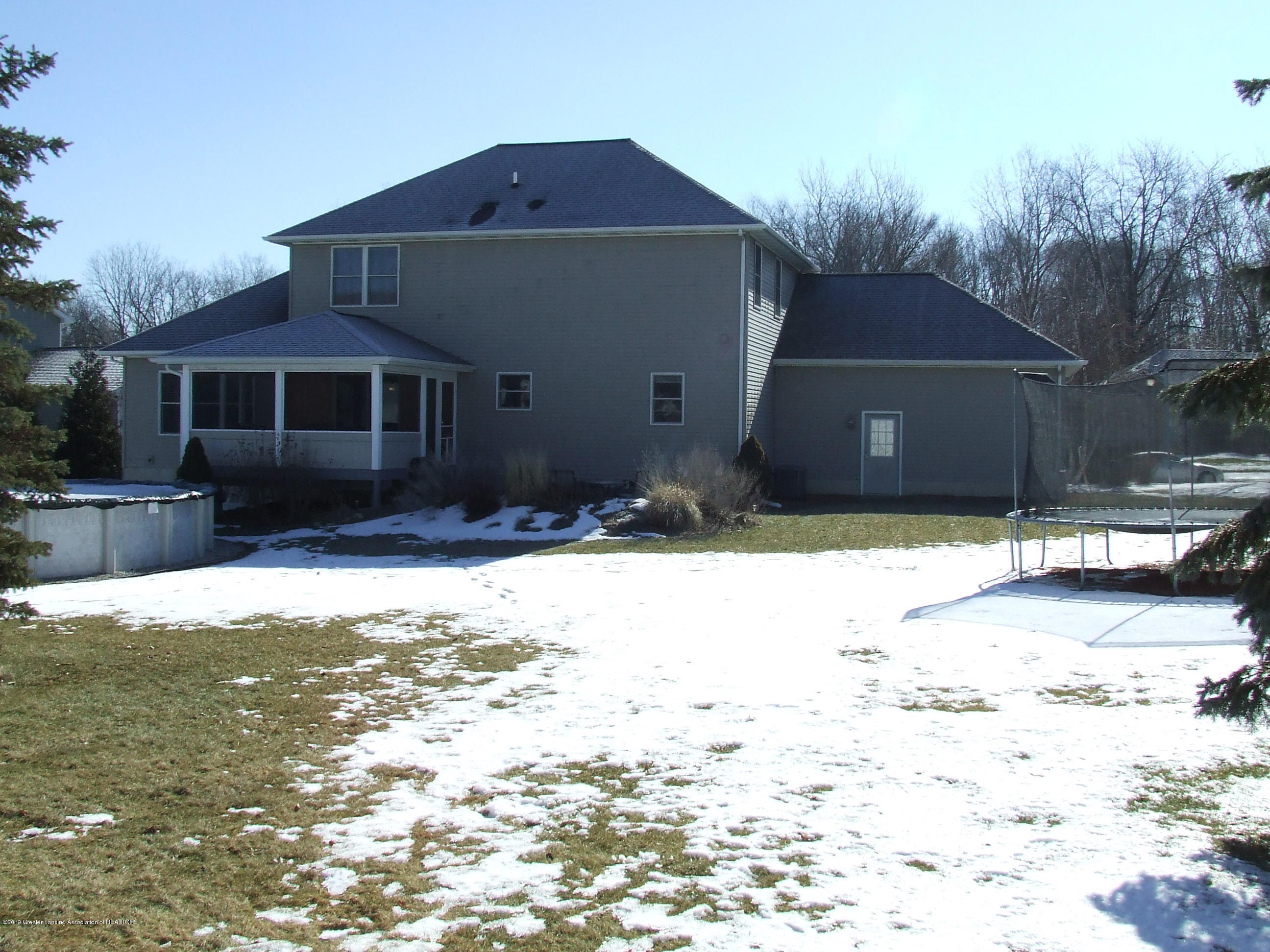 11641 Millstone Dr - Rear exterior - 23
