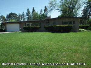 4123 Marmoor Dr - FRONT EXTERIOR - 1