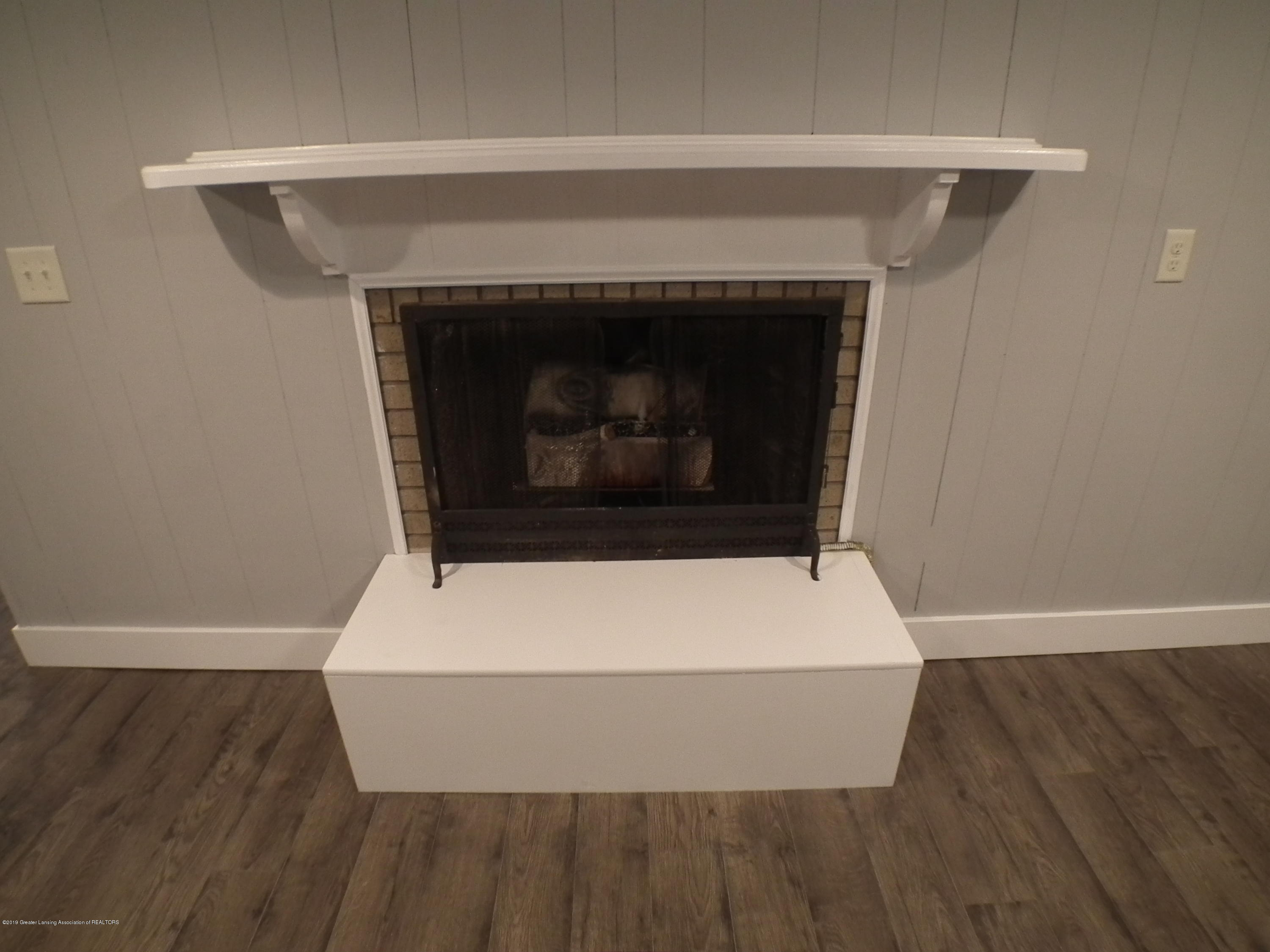 4123 Marmoor Dr - LL Fireplace - 30