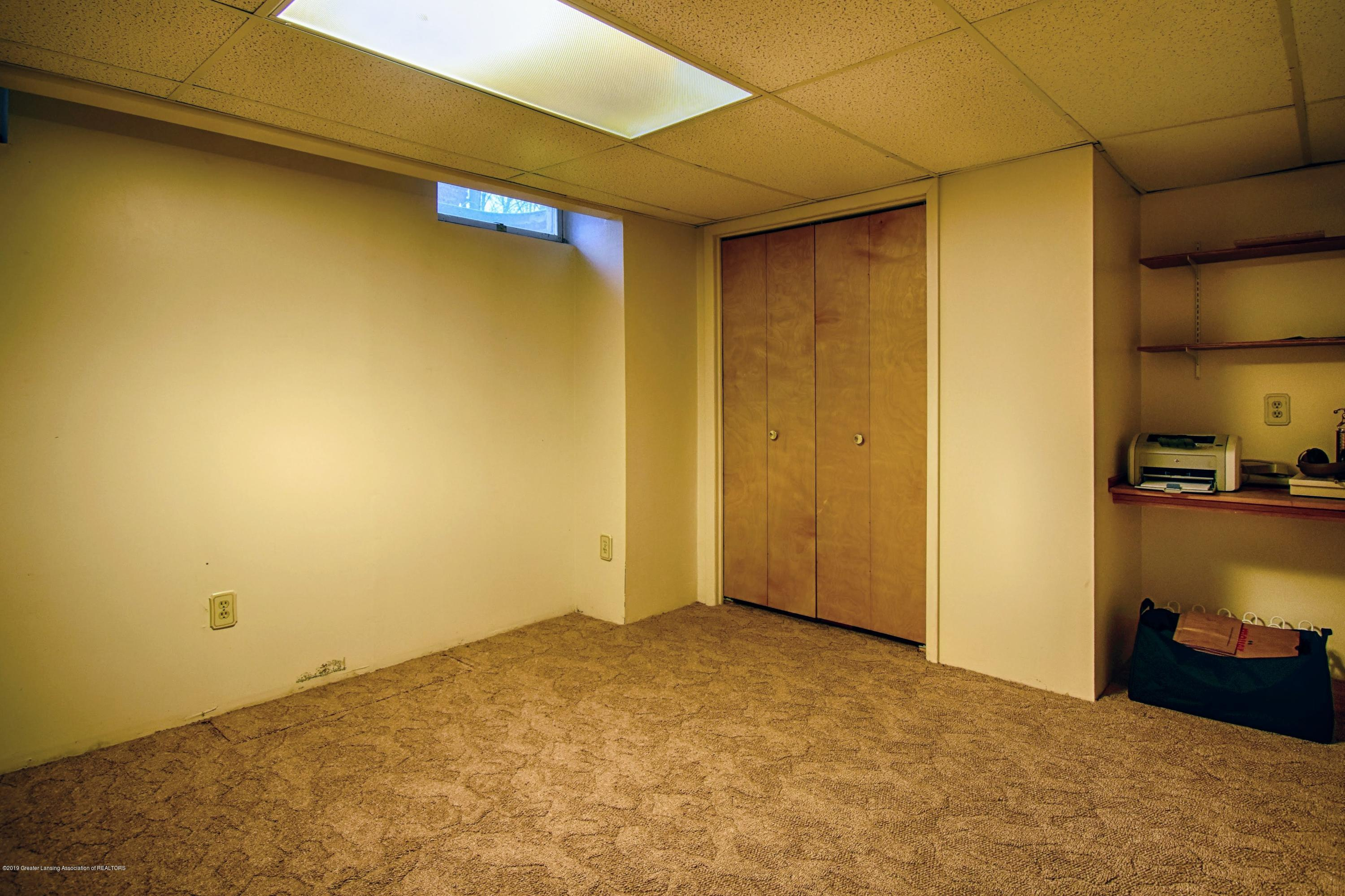 1414 Forest Hills Dr - Lower Level Office - 23