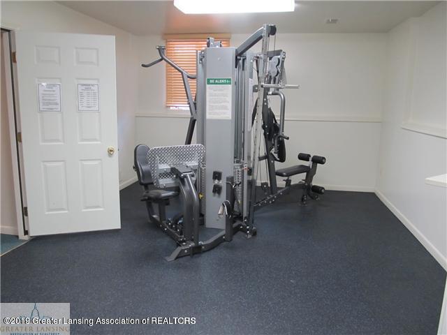 6160 Innkeepers Ct APT 56 - Exercise room - 19