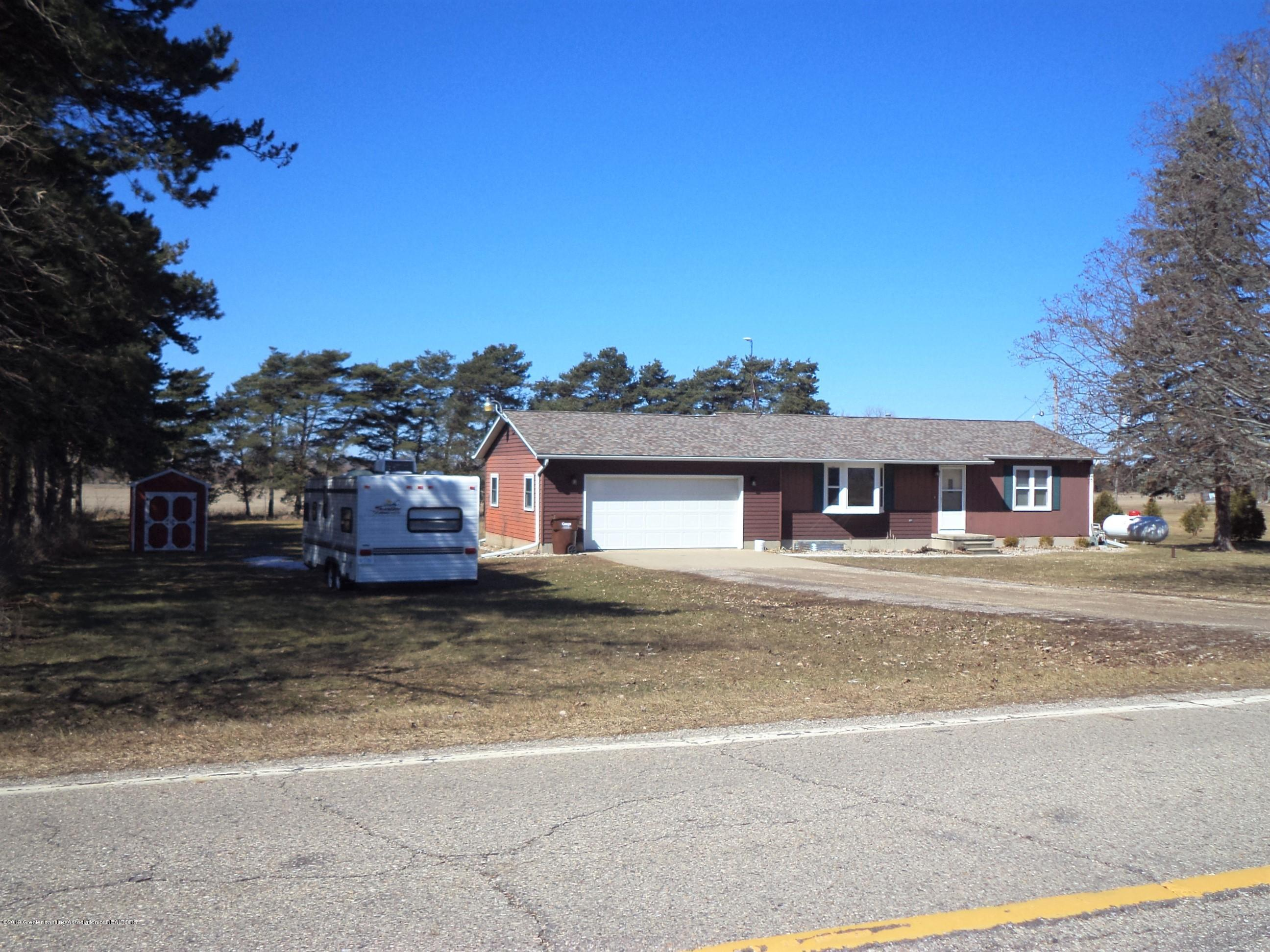 3753 N Krepps Rd - Front View - 1