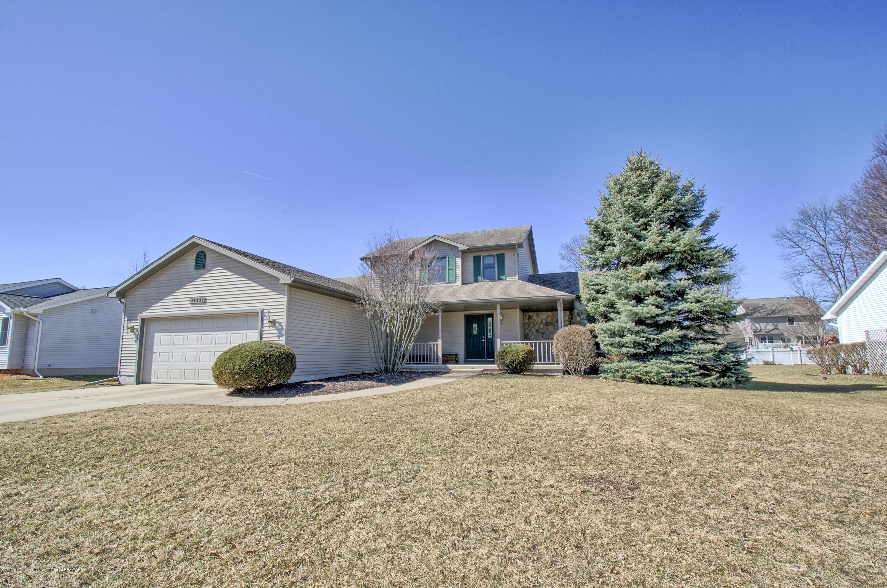 11837 Millstone Dr - Front - 1
