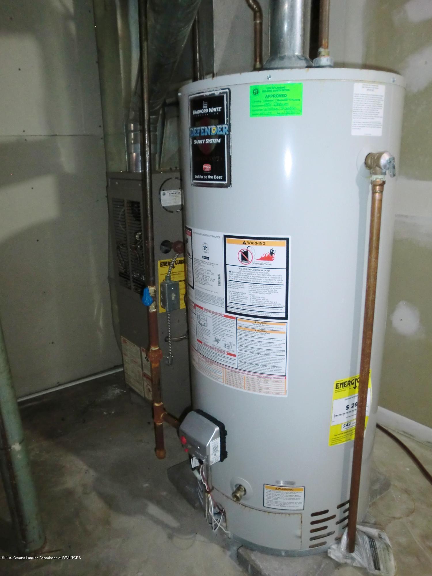 1301 W Barnes Ave - Furnace/Water Heater - 13