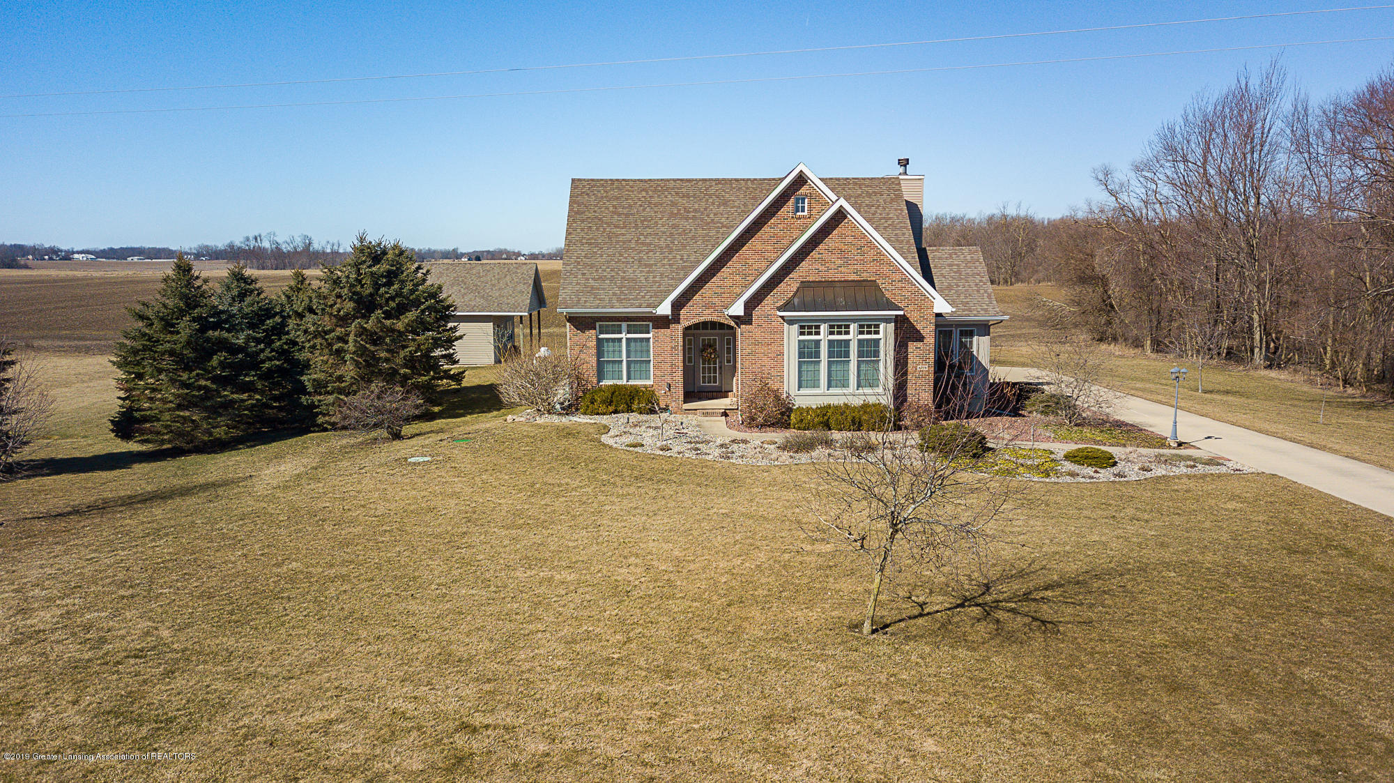 8778 S Lowell Rd - Beautiful Curb Appeal - 1