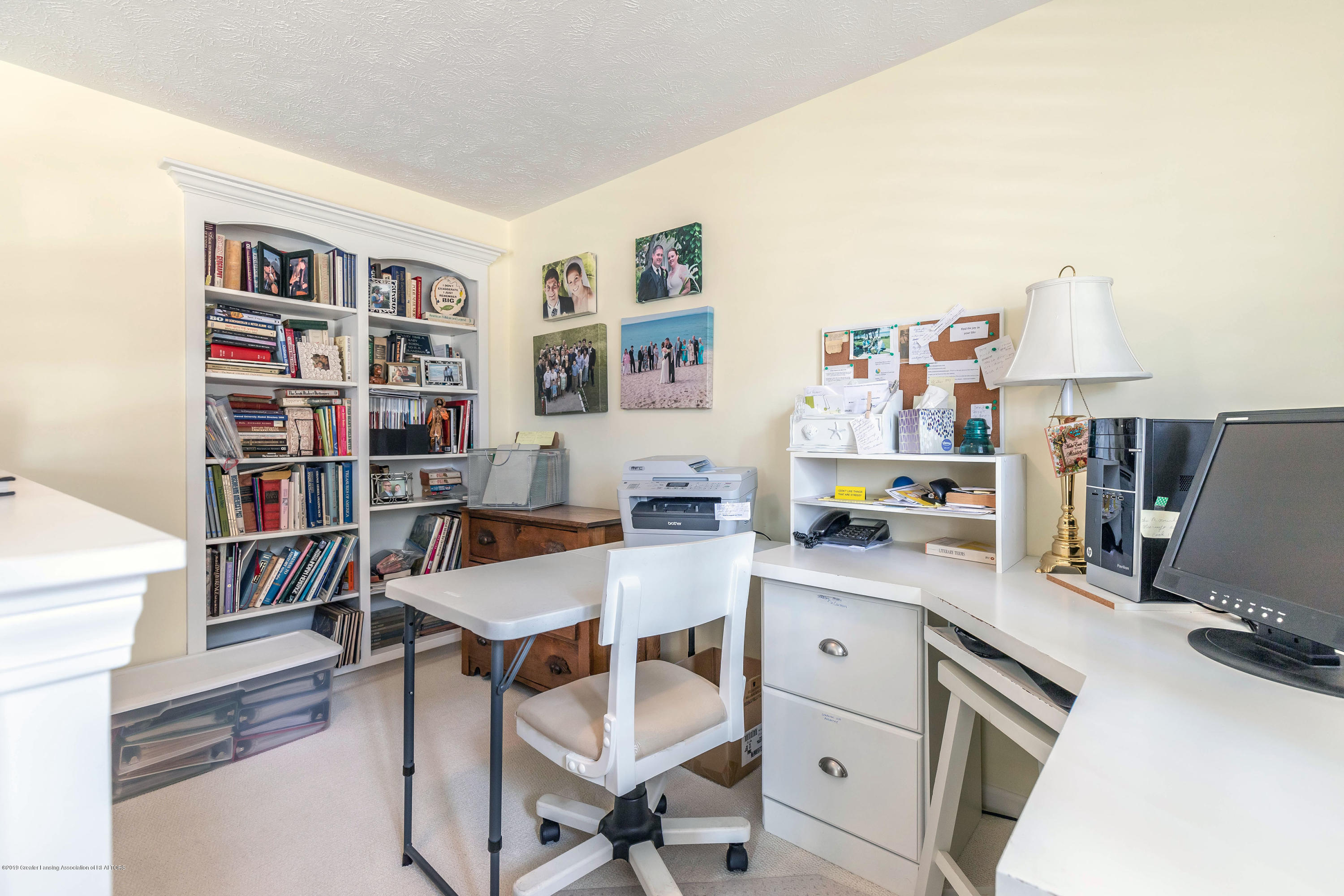 15053 Classic Dr - MLS lower level work space - 26