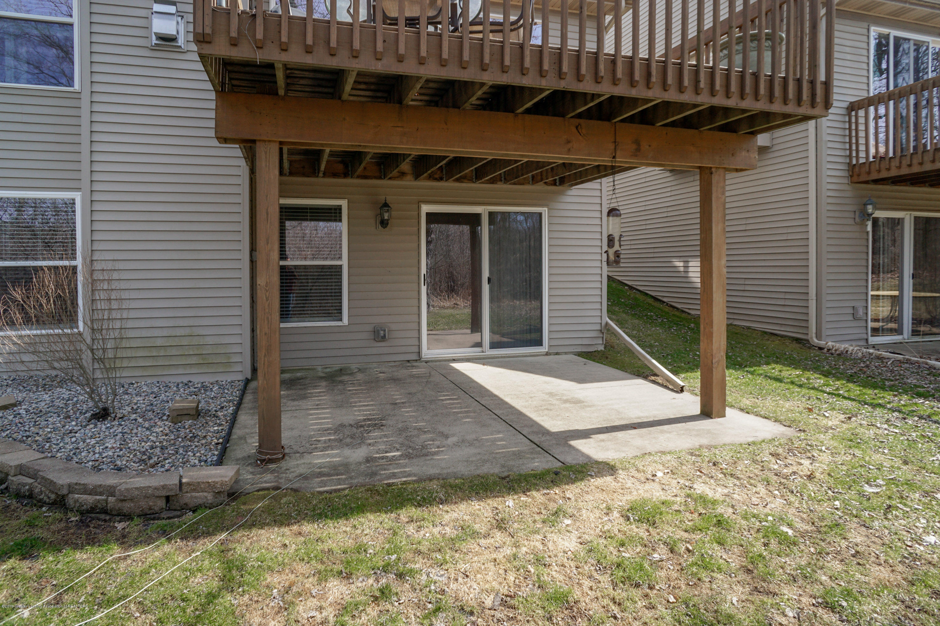2039 Wovenheart Dr - Lower Level Patio - 33
