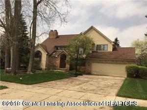 3911 Breckinridge Dr - Front - 1