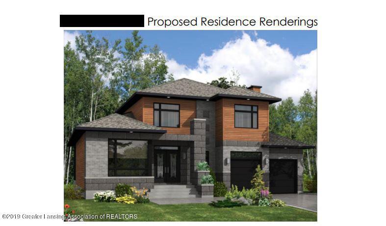 854 Touraine Ave - Proposed build - 2
