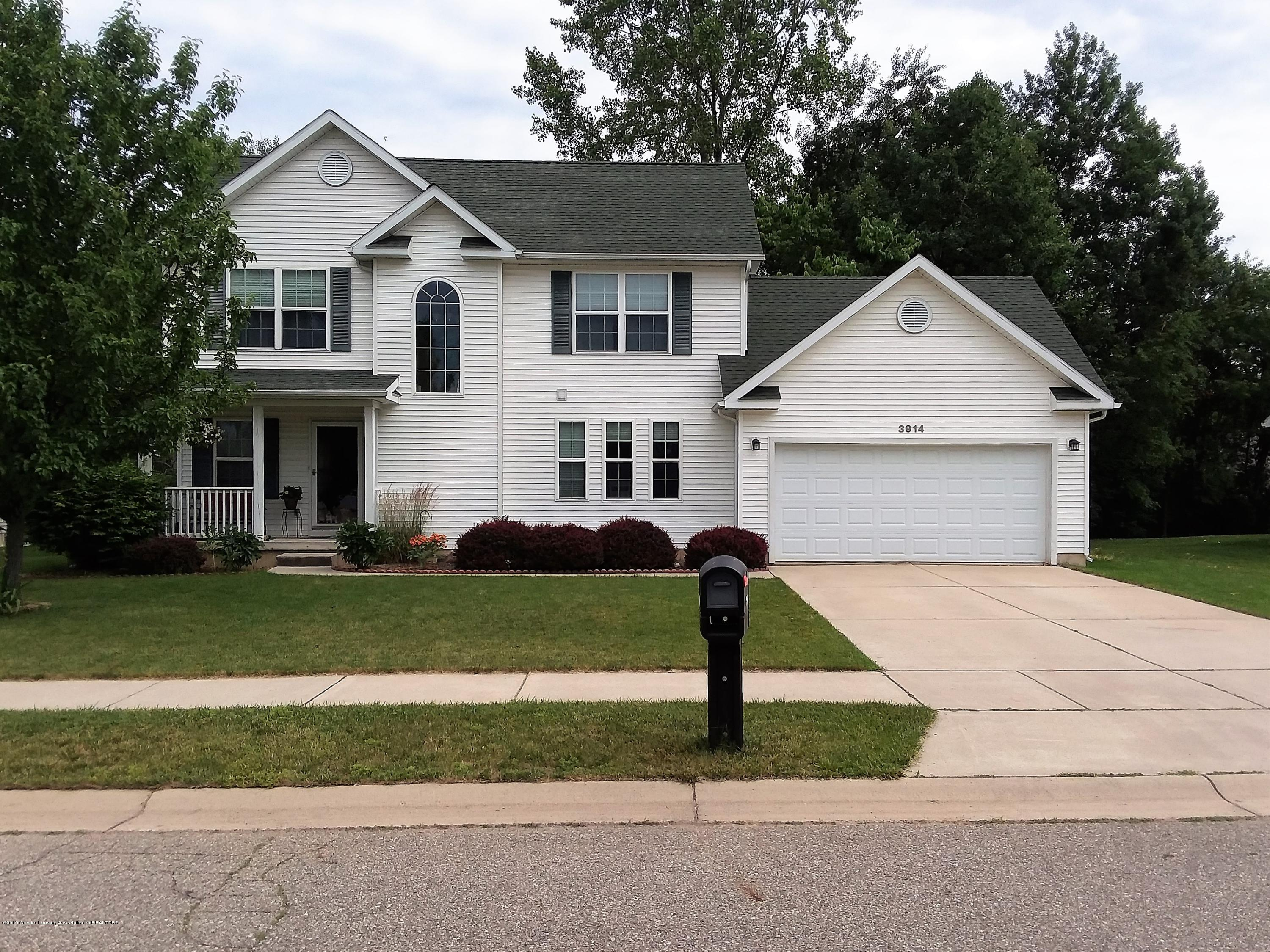 3914 Calypso Rd - Front of Home - 1