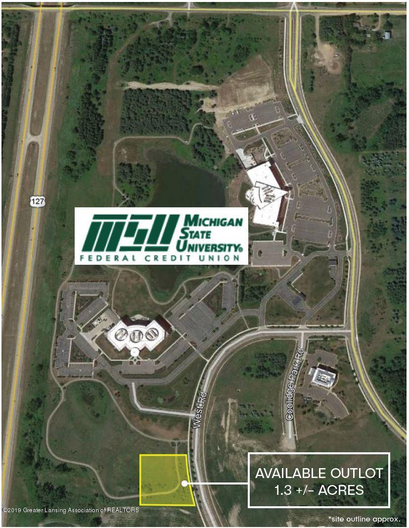 3777 West Rd - MSUFCU Outlot Picture - 1