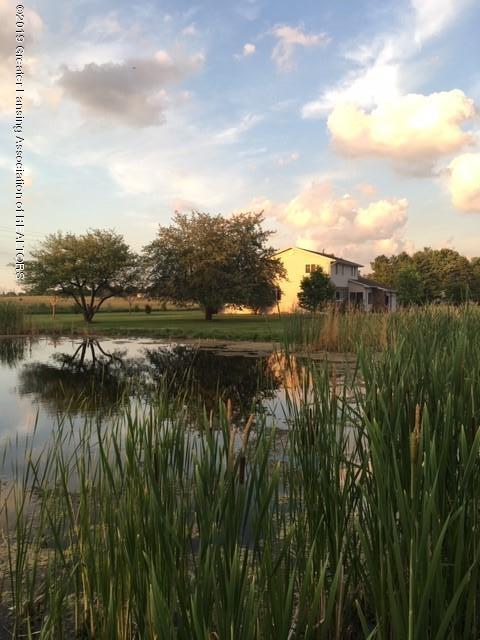 415 Holt Rd - Pond-evening view - 10