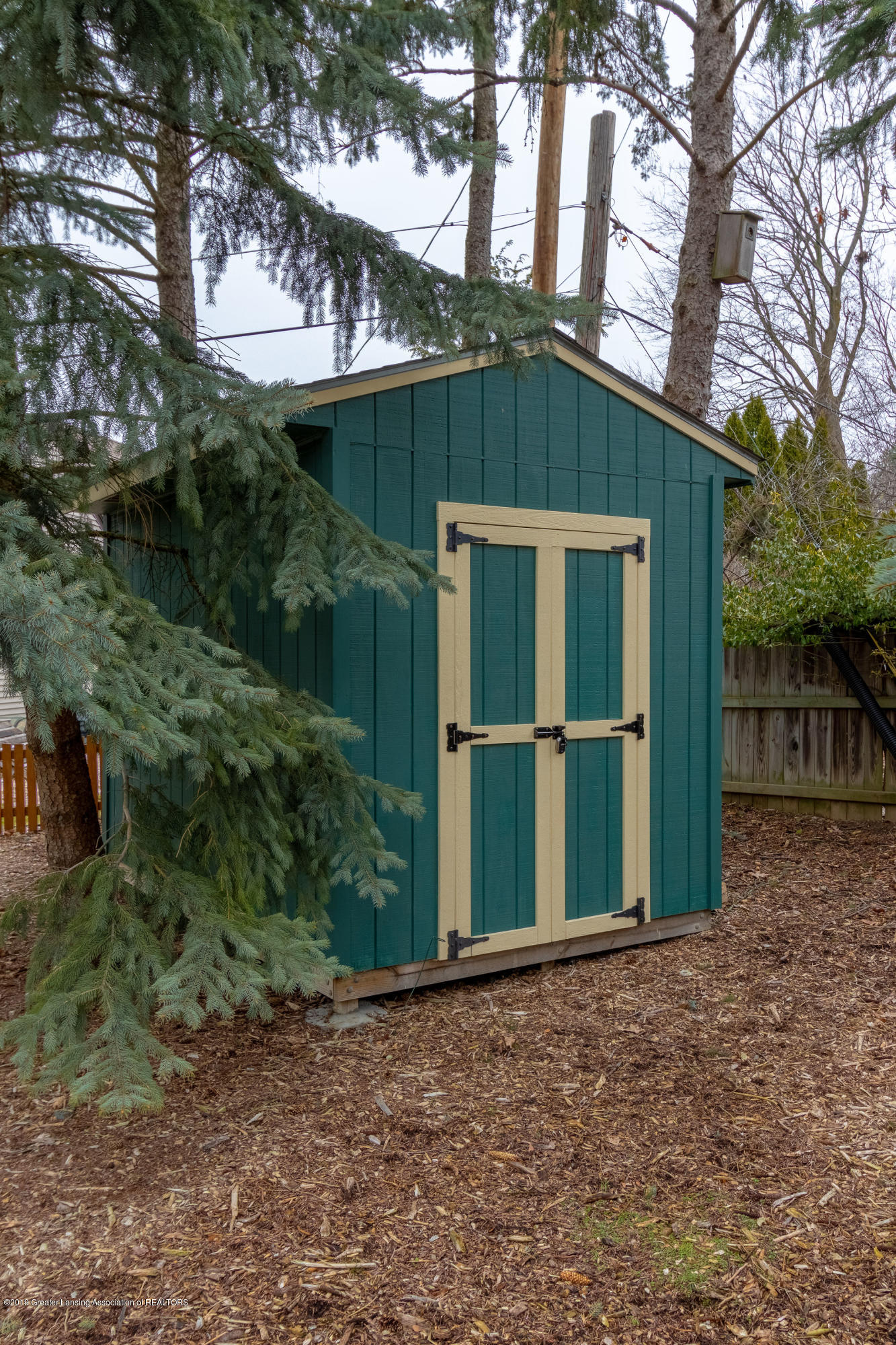 2117 Tomahawk Rd - Shed - 40
