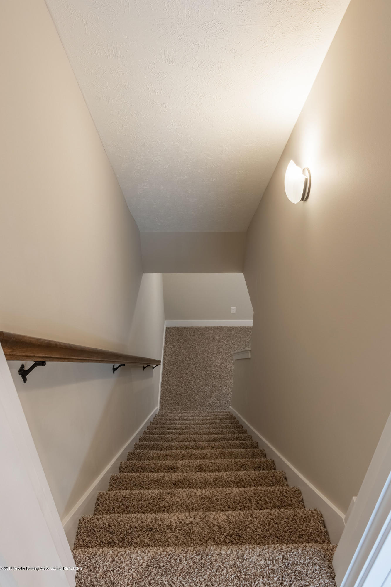 3838 Fossum Ln 14 - Stairs to Lower Level - 24