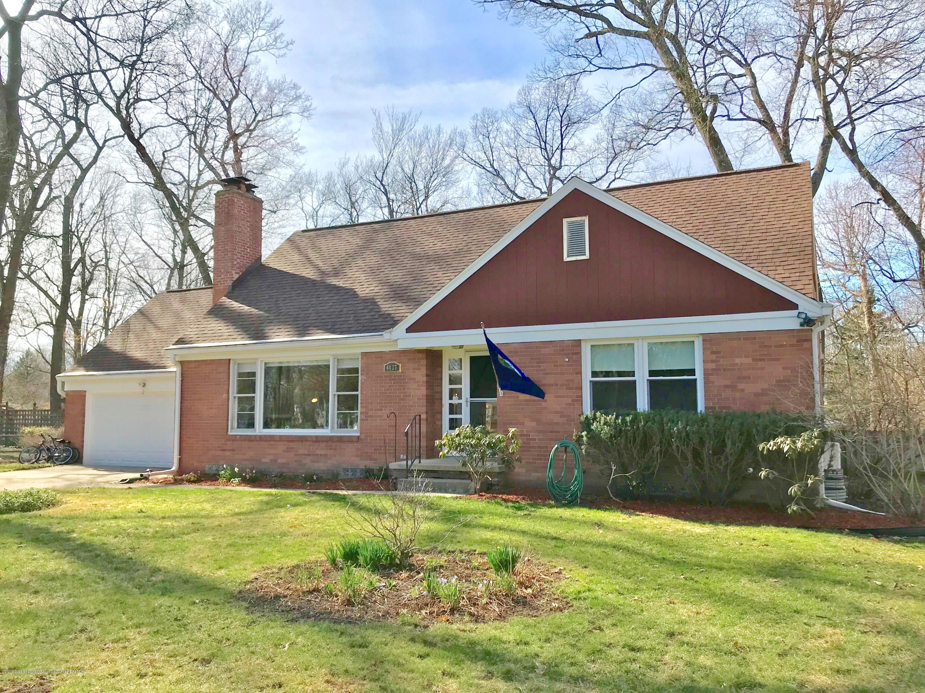 4437 Greenwood Dr - Exterior Front - 1
