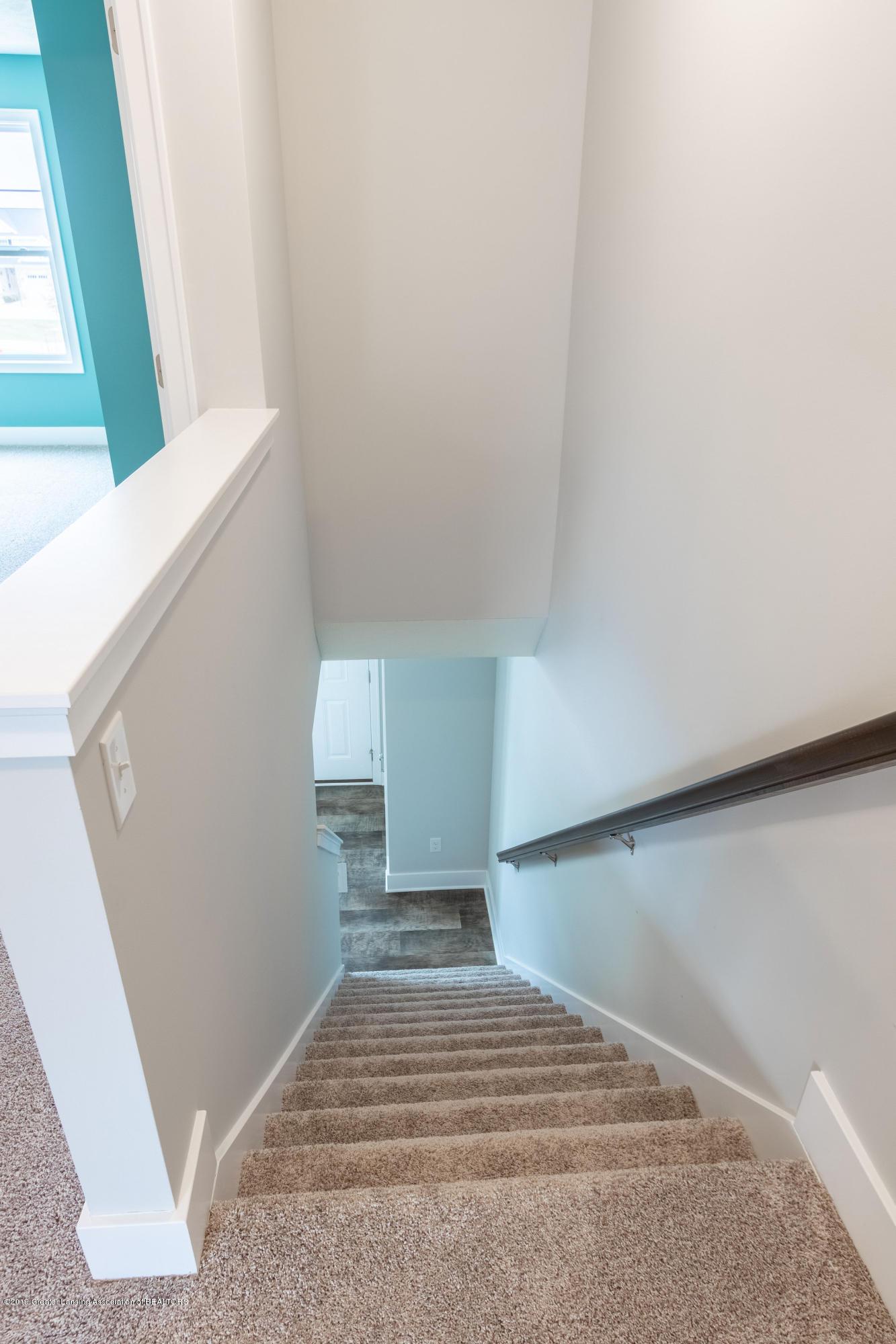 3852 Fossum Ln 11 - Stairs to  Upper Level - 10