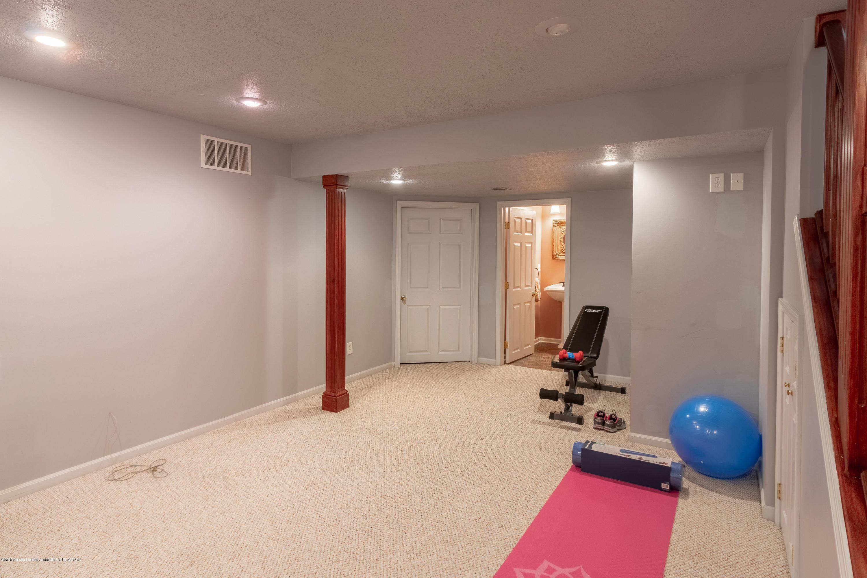 3065 Summergate Ln - LL Exercise Room - 51