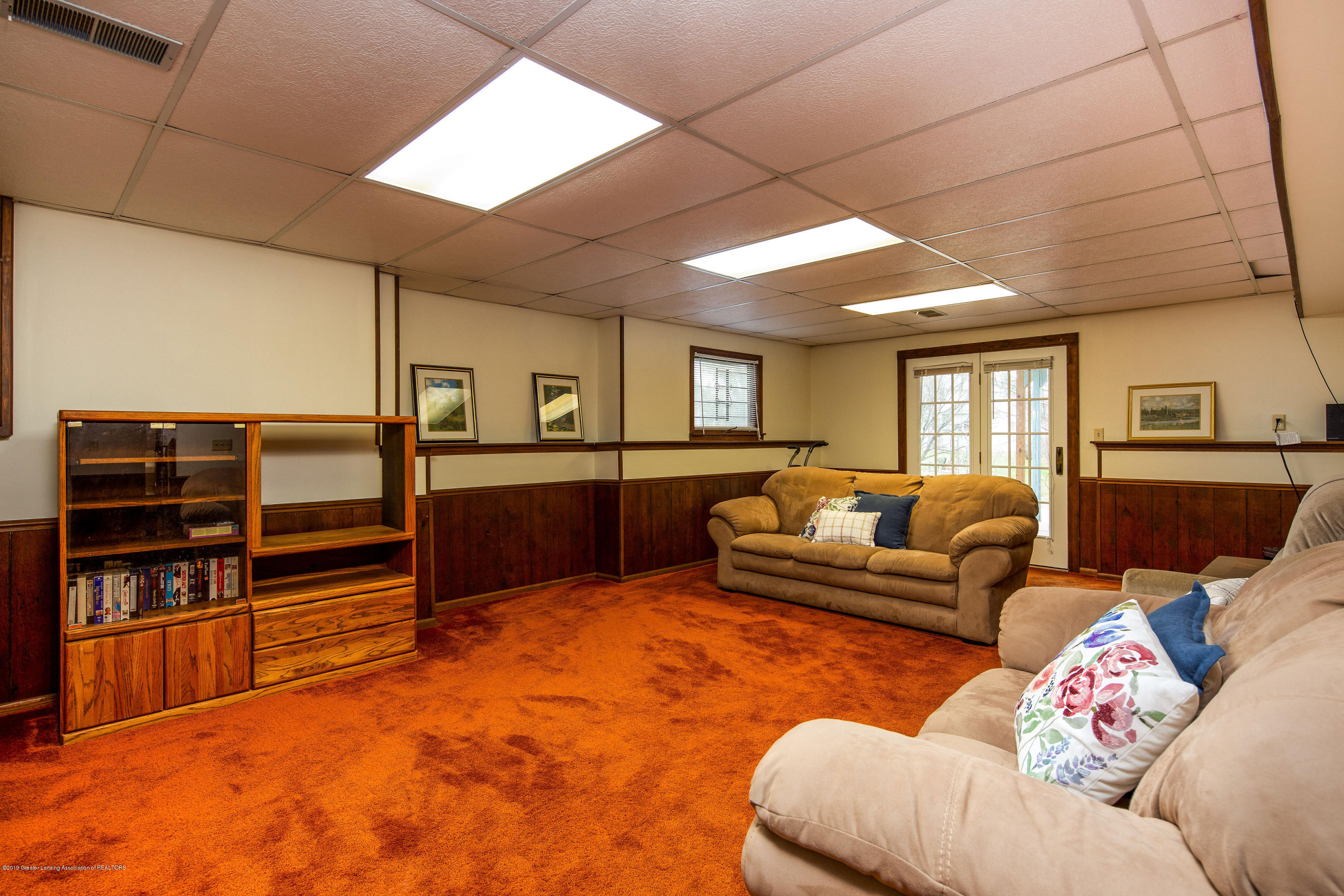 1710 Country View Dr - Basement Rec. Room - 22