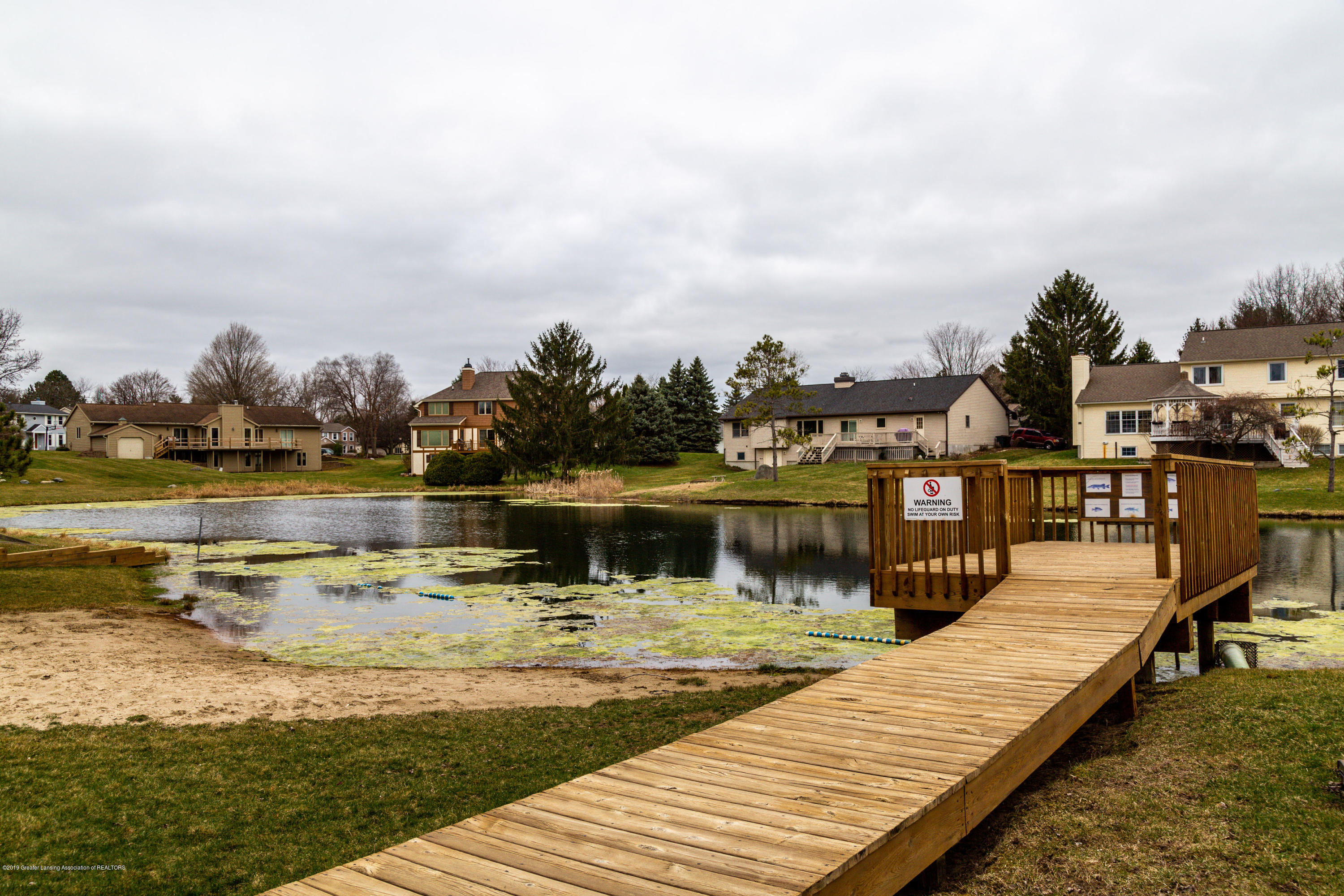 1710 Country View Dr - Pond area - 35