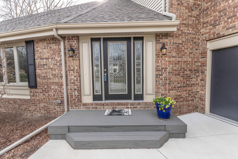 1701 Wyngarden Ln - Front Door - 8