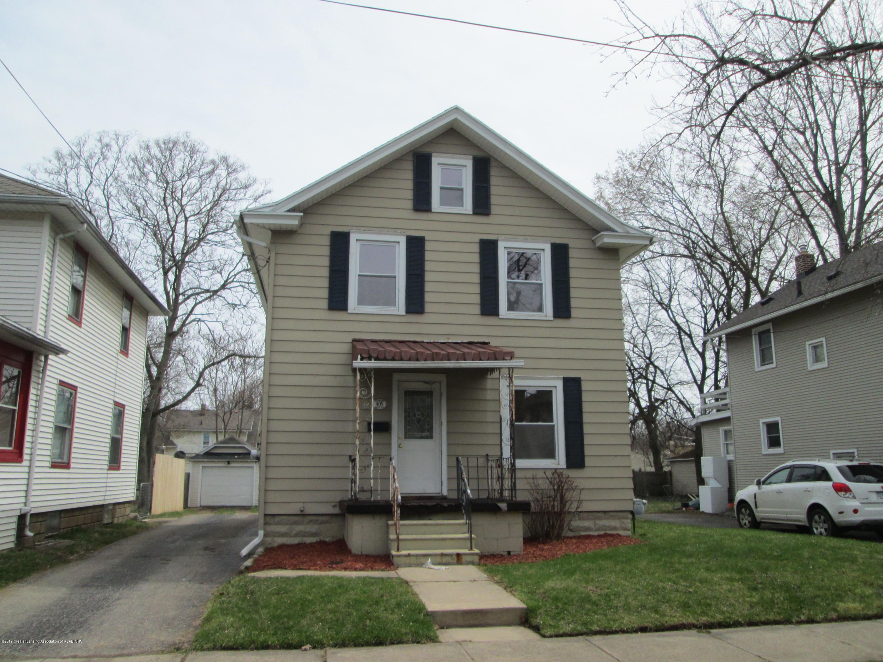 405 S Grinnell St - FRONT - 1