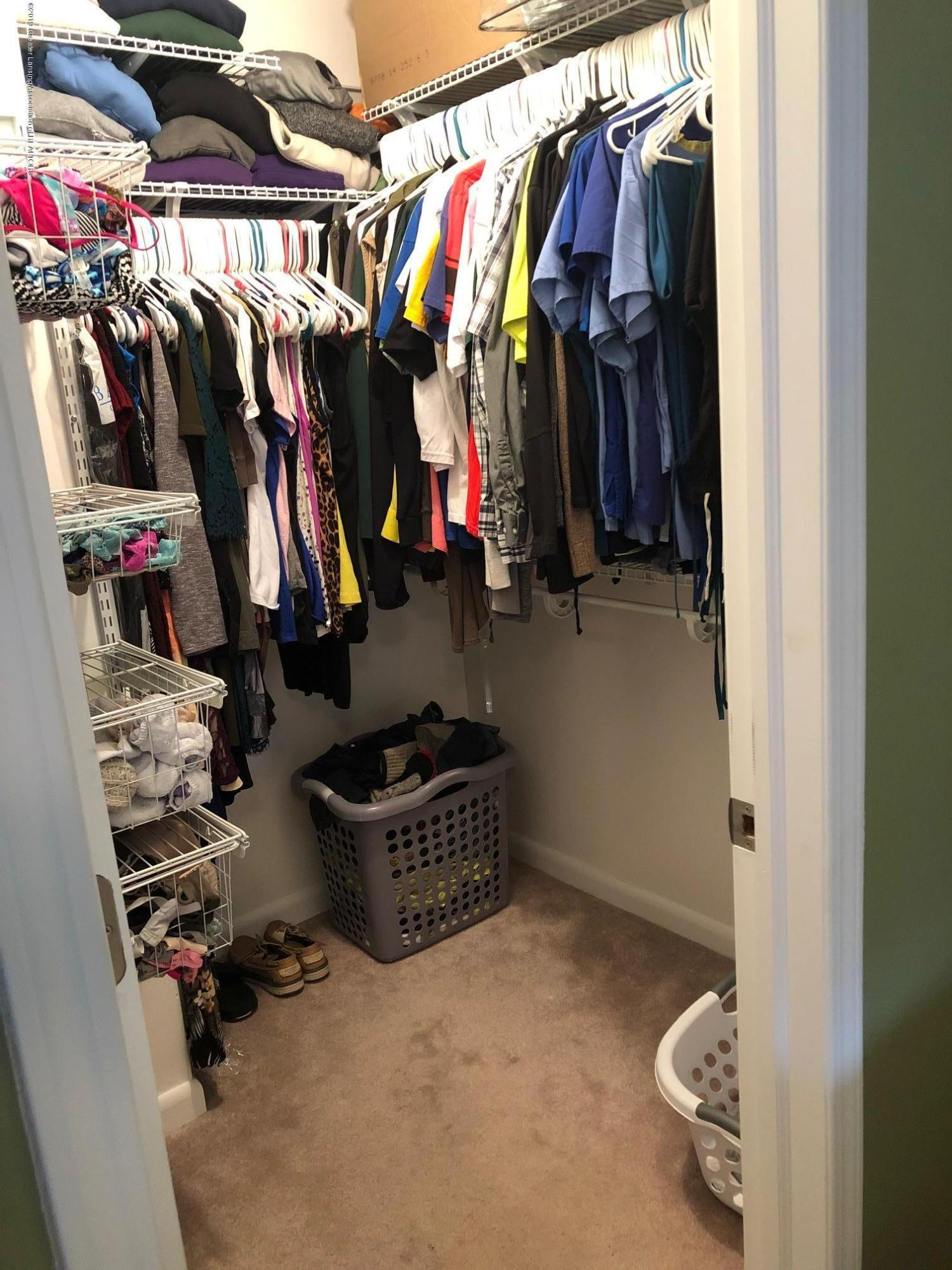 1913 Bois Ile Dr 119 - Master Bedroom Walk In Closet - 15