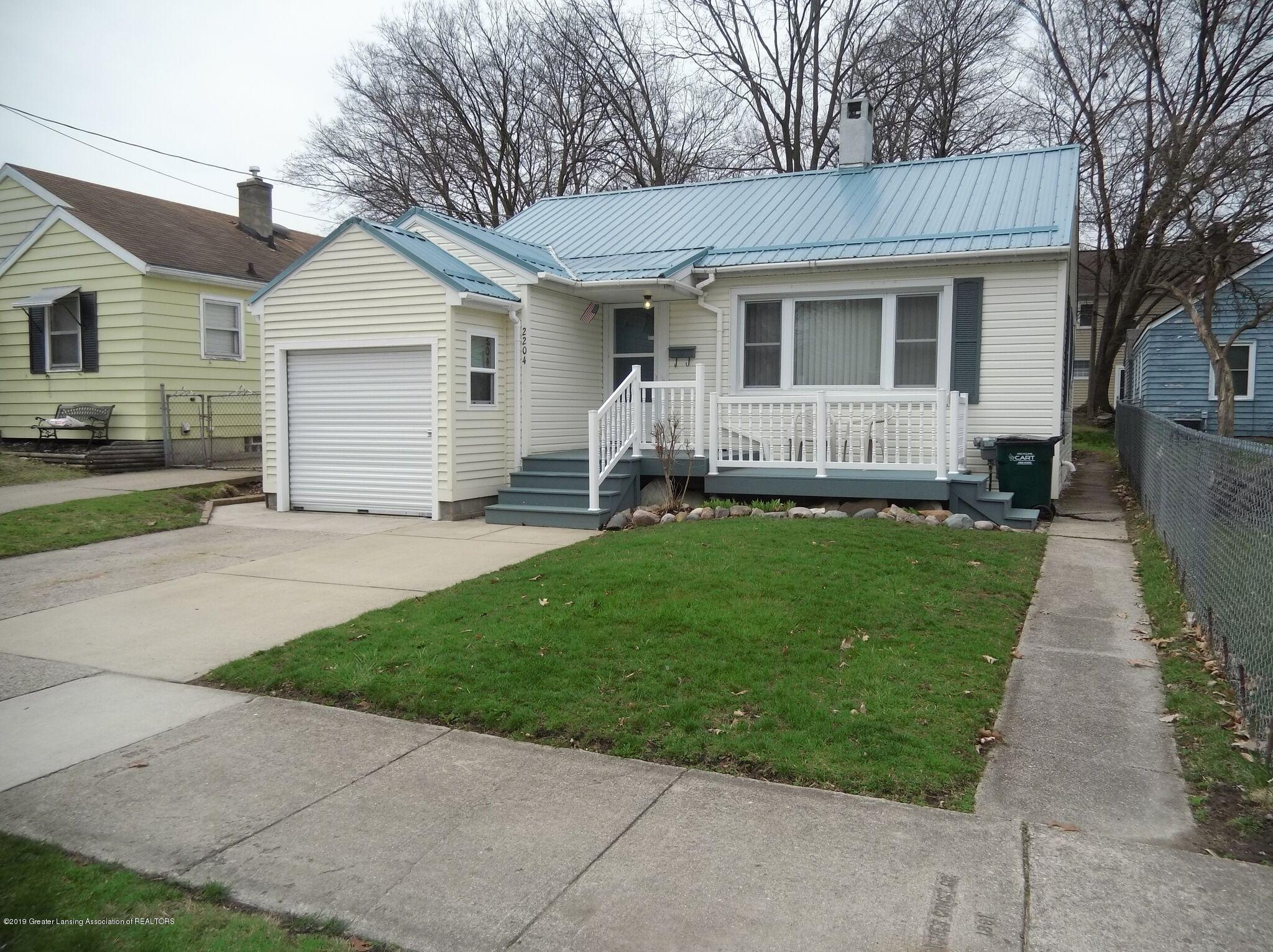 2204 Stirling Ave - Front - 1