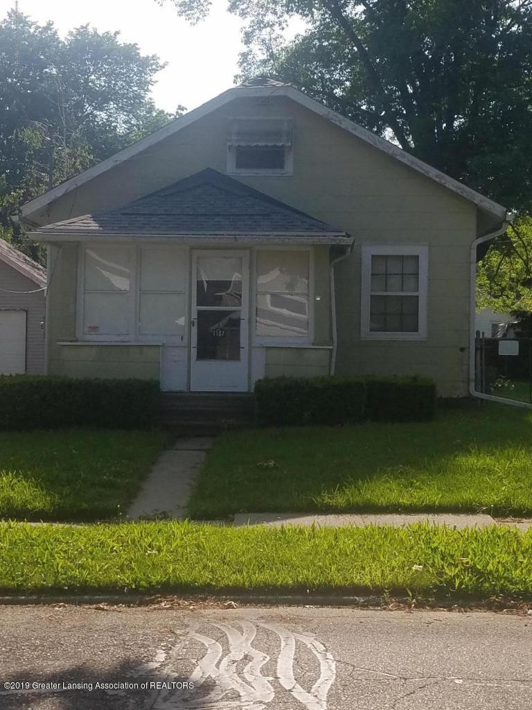 1107 S Holmes St - Front - 1