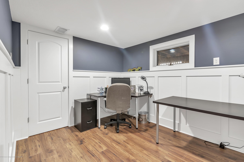 2423 Haslett Rd - Lower level office - 28