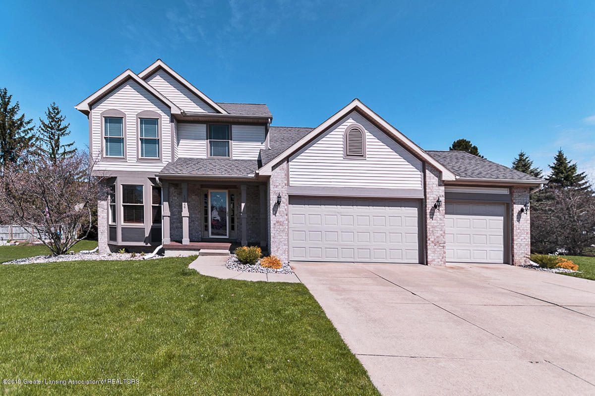 1326 Salt Fork Cir - Front - 1